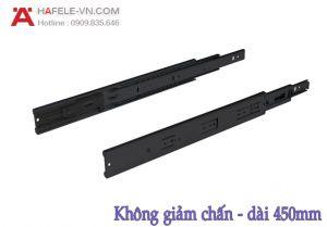 Ray Bi Không Giảm Chấn Dài 450mm Hafele 494.02.454