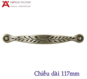 Tay Nắm Cổ Điển 117mm Hafele 122.07.131