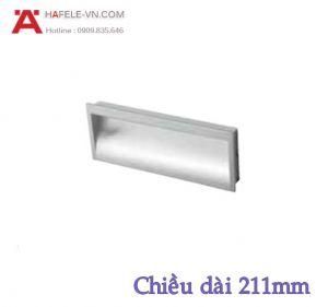 Tay Nắm Tủ Âm 211mm Hafele 152.11.933