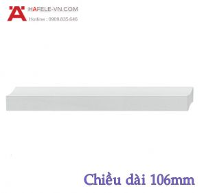 Tay Nắm Nhôm 106mm Hafele 155.01.112