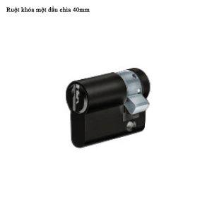 Ruột Khóa 40mm Một Đầu Chìa Hafele 916.63.361