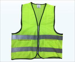 Áo gile lưới phản quang - có túi