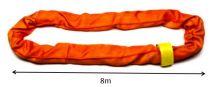 Dây cáp vải cẩu hàng bản tròn loại vòng (endless)