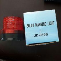 Đèn cảnh báo năng lượng mặt trời JD-010S