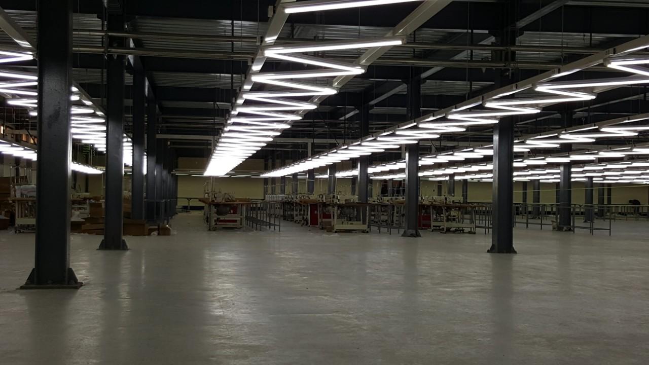 Hệ thống điện đèn LED