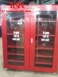 Tủ đựng đồ bảo hộ, Tủ đựng thiết bị PCCC