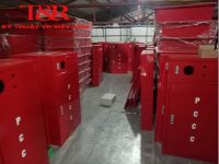 Tủ chữa cháy có tổ hợp KT 1200x650x180