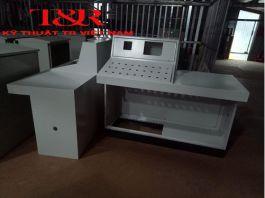 Bàn điều khiển trạm trộn bê tông 1110x1300x600mm