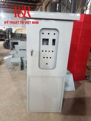 Tủ điện ngoài nhà 2 lớp cánh 1700x800x400x1.5