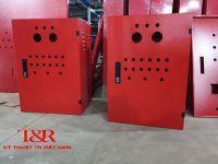 Tủ Điều Khiển Bơm Diesel H750 x W500 x D200 x1.2mm