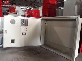 Tủ điện H500xW400xD100