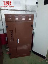 Tủ điện màu đồng
