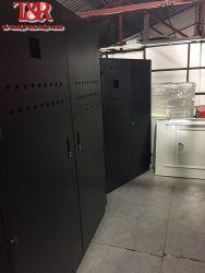 Tủ điện màu đen