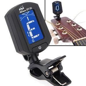 Tuner chỉnh dây đàn Guitar