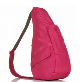 The Healthy Back Bag Microfibre Hot Pink S