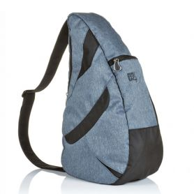 The Healthy Back Bag Denim Twill Ink M