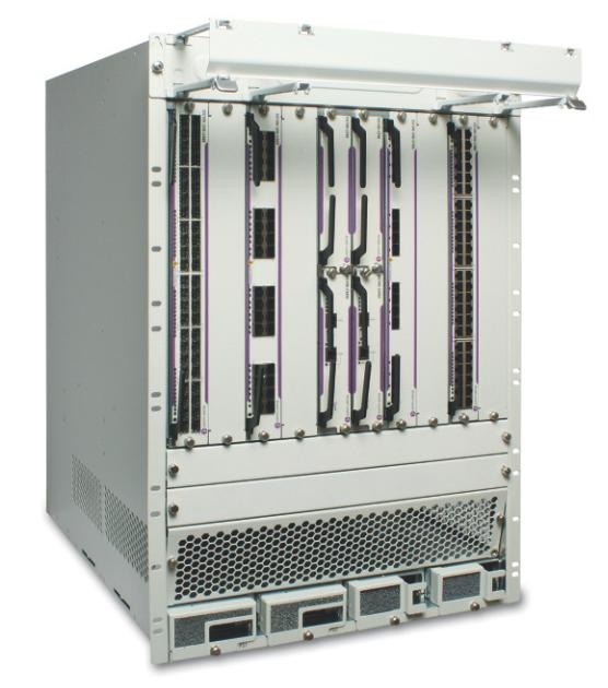 OmniSwitch Chassis Bundles OS10K8-RCB-A