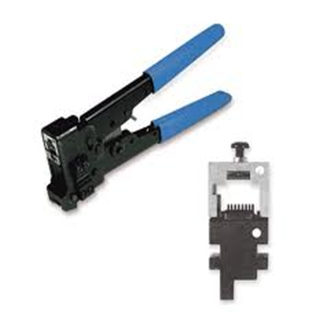 AMP Pro-Installer Modular Plug Hand Tool w_8-Position L
