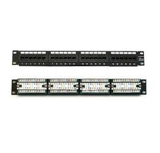 AMP Category 5E Patch Panel Unshielded SL