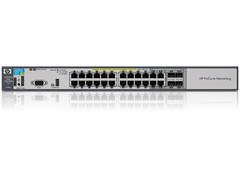HP 3500-24-PoE Switch(J9471A)