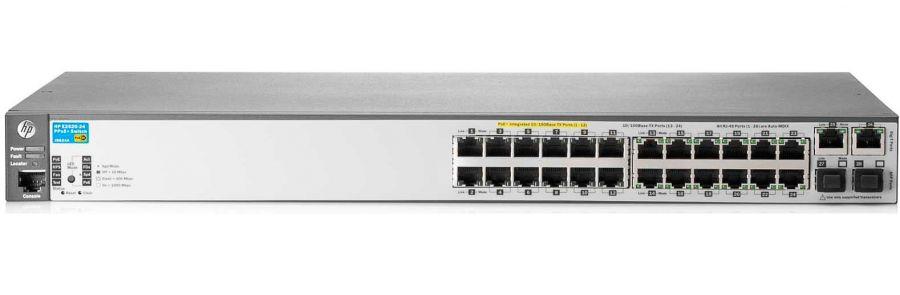 Switch HP 2620-24-PPoE