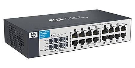 HP V1410-16G Switch