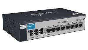 HP V1700-8 Switch