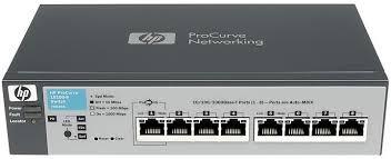 HP V1810-8G Switch