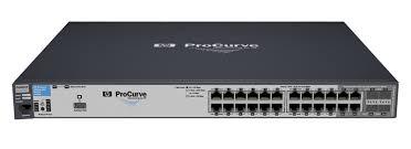 HP E2910al-24G Switch