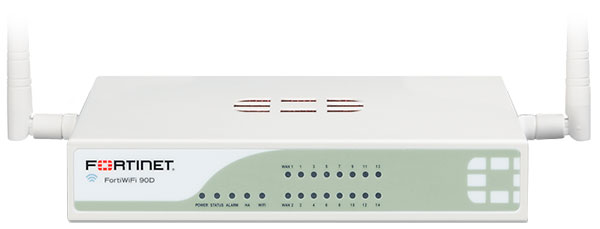 Fortinet FortiWiFi-90D ( FWF-90D-BDL)
