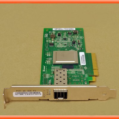 QLogic 8Gb FC Single-port HBA