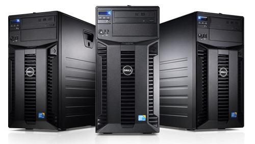 Dell PowerEdge T310/ X3440/ 3x500GB