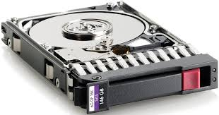 HP 146GB 6G SAS 15K 2.5in SC ENT HDD