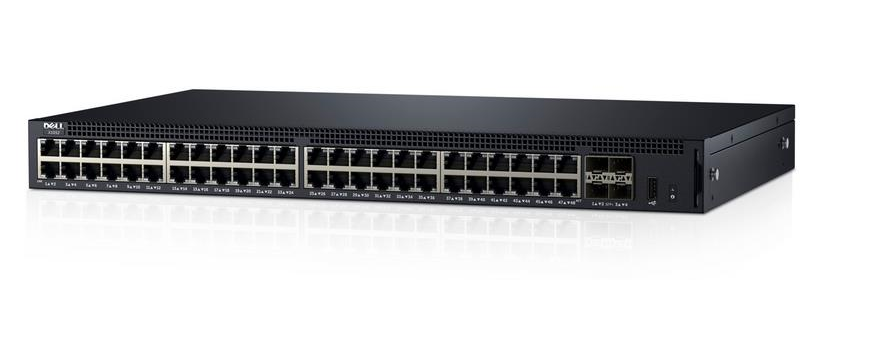 Dell Networking X1052P Smart Web Managed Switch