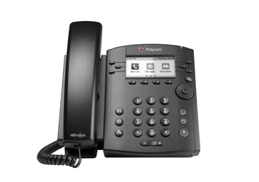 VVX 310 business media phone