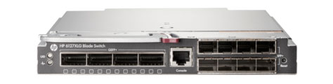 HP 6125G Ethernet Blade Switch