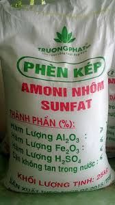 Hóa chất xử lý nước thải Al2(SO4)3 – Phèn Nhôm