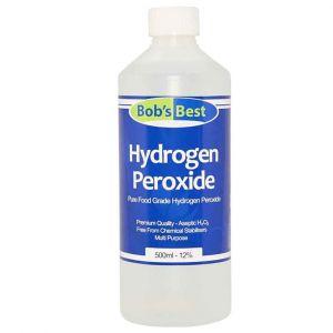 Hóa chất xử lý nước thải Hydro Peroxide H2O2