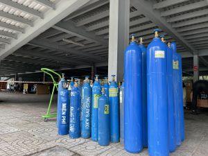 Dịch vụ thuê bình khí Oxy y tế