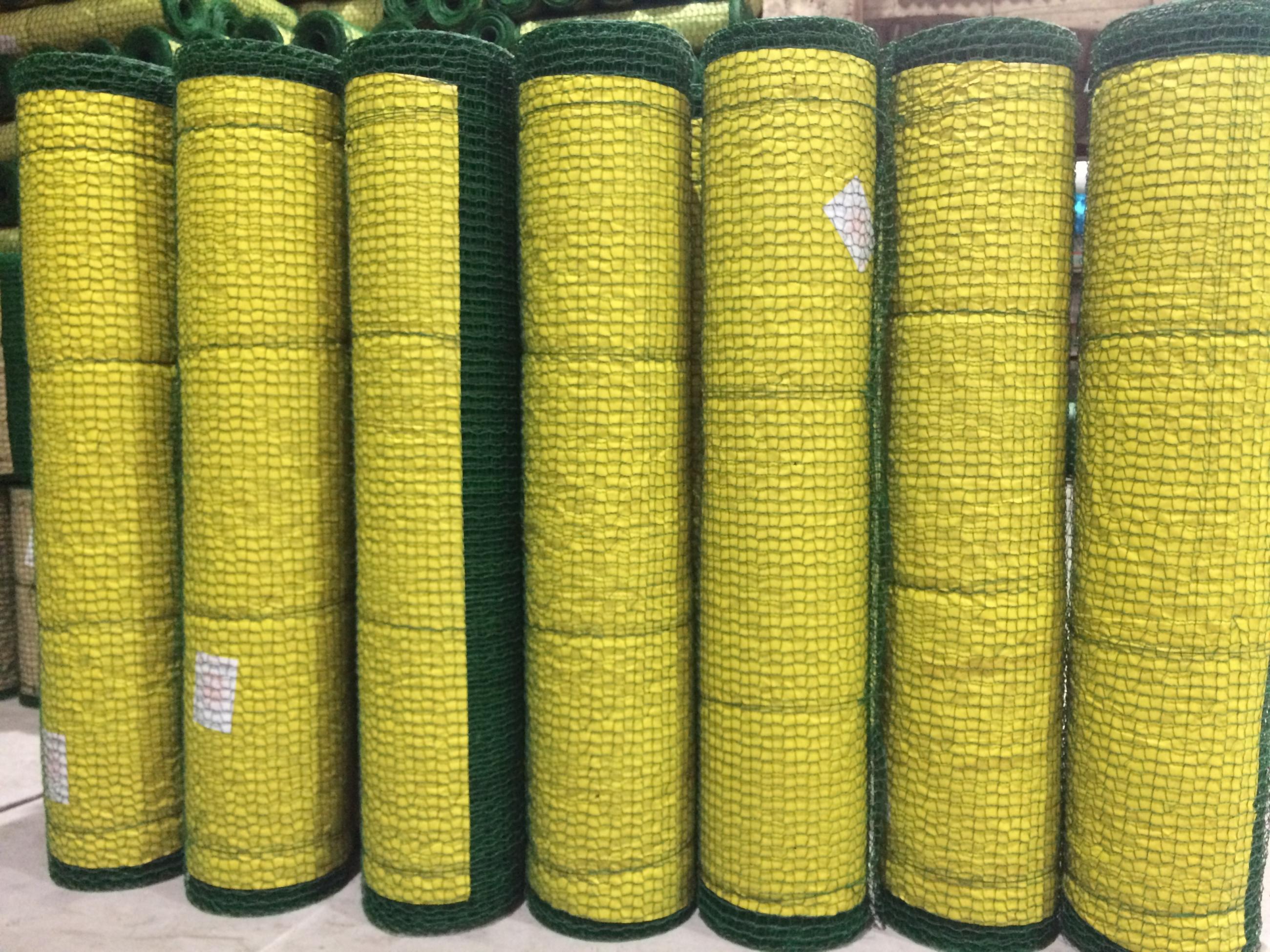 Lưới lục giác bọc nhựa khổ 1m20