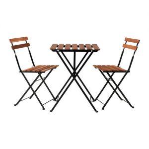 Bộ bàn ghế ikea