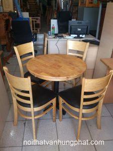 Bộ bàn ghế cafe BGCF01