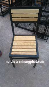 Ghế lưng tựa gỗ sồi GLT1