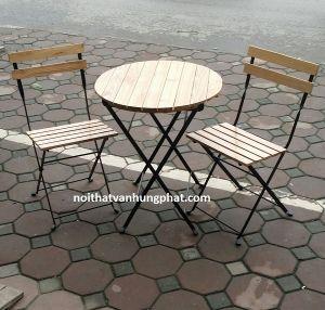 Bộ bàn ghế ikea cho quán cafe GXS2