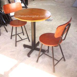 Bộ bàn ghế cafe giá rẻ BGCF10