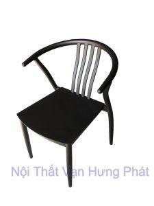Ghế Wishbone sắt cho nhà hàng, quán cafe GCF21