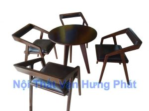 Bộ bàn ghế cafe - Katana BGCF26