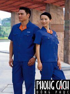 Đồng phục công nhân 001