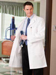 Áo bác sĩ mẫu 1