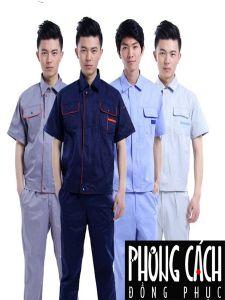 Đồng phục bảo hộ lao động 003
